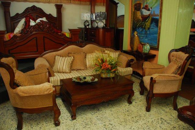 Homero Muebles  Elegante, Sencillo y en Caoba
