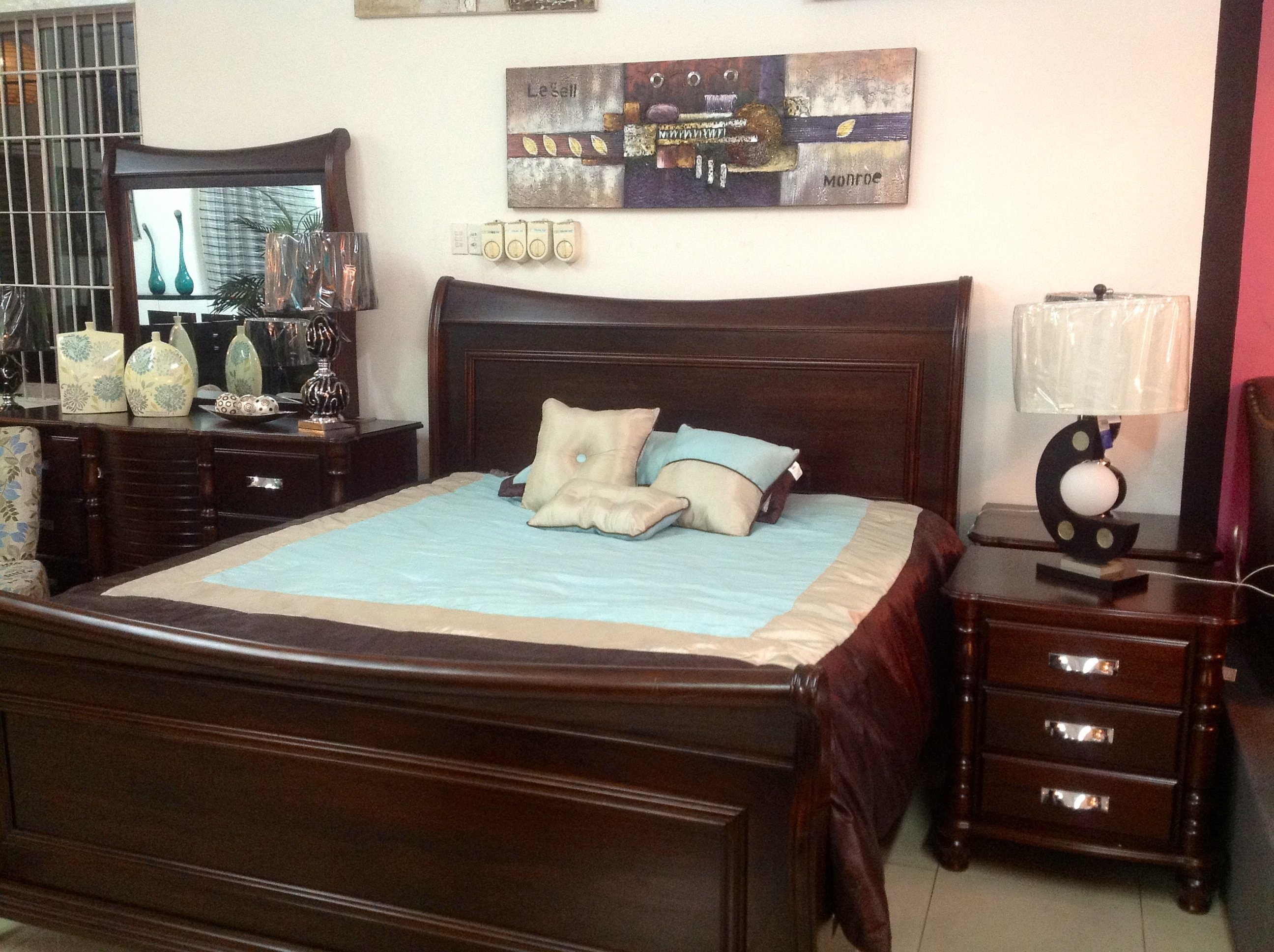 Image gallery habitacion caoba - Muebles para habitacion ...