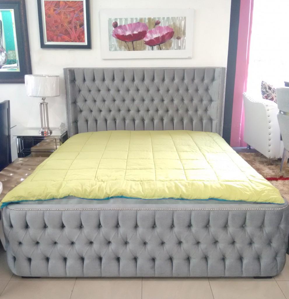 Homero muebles juego de habitaci n tapizado jhm t - Juego de habitacion ...
