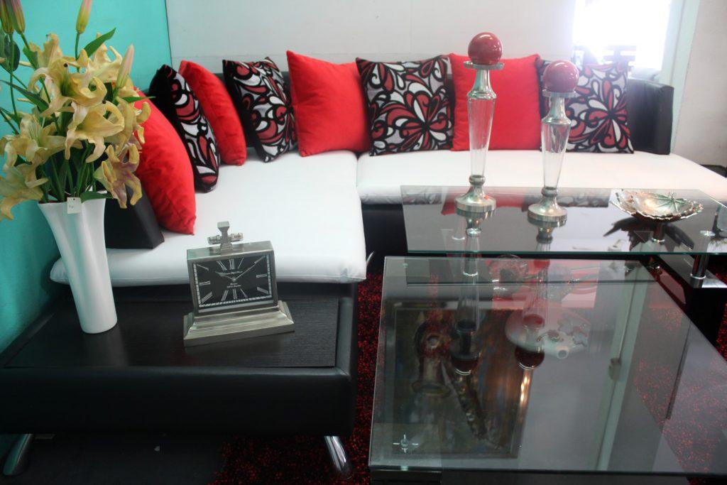Homero muebles mueble tipo l en todos los colores for Muebles l moderno