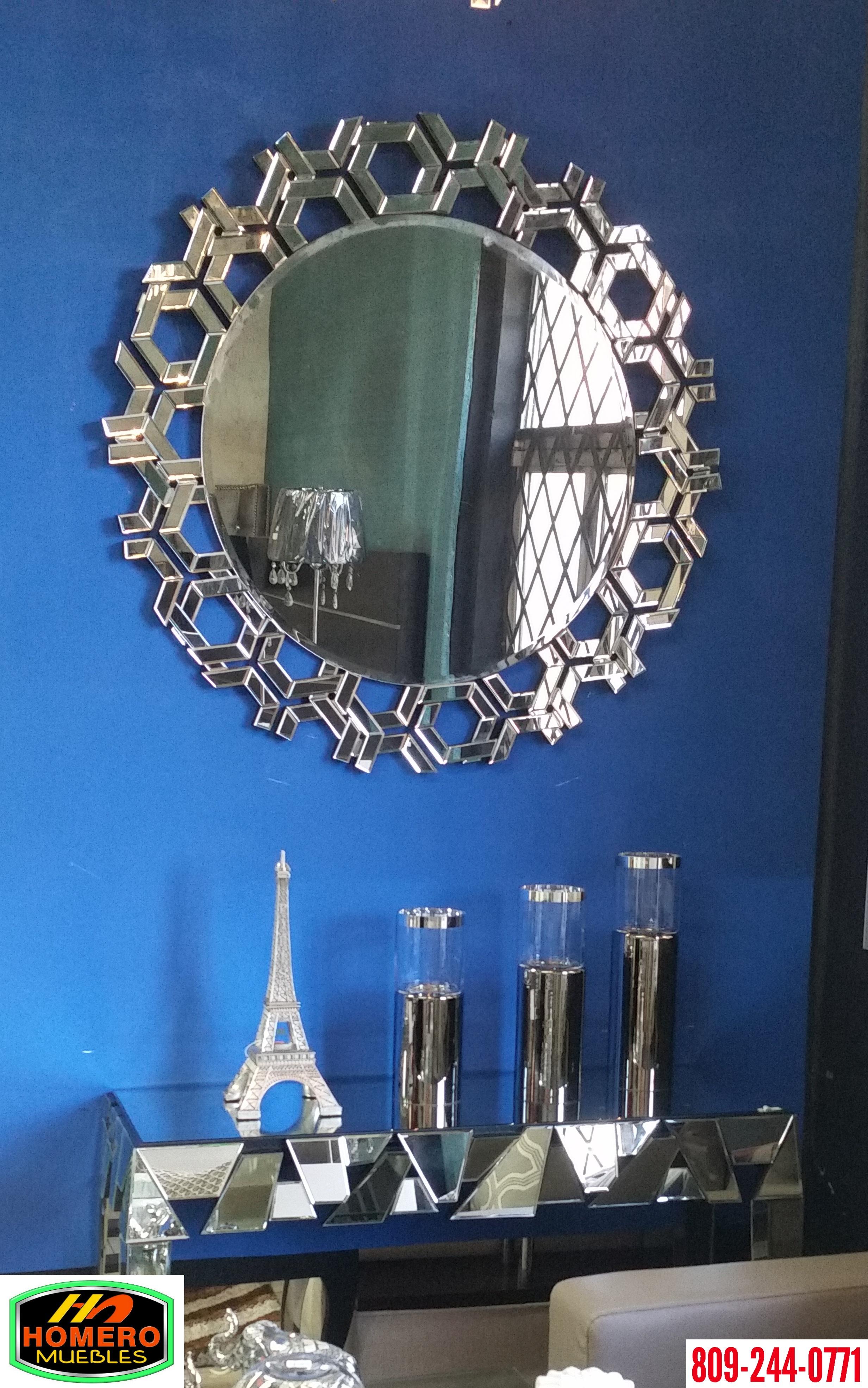 Homero muebles espejos modernos for Espejos modernos 2016