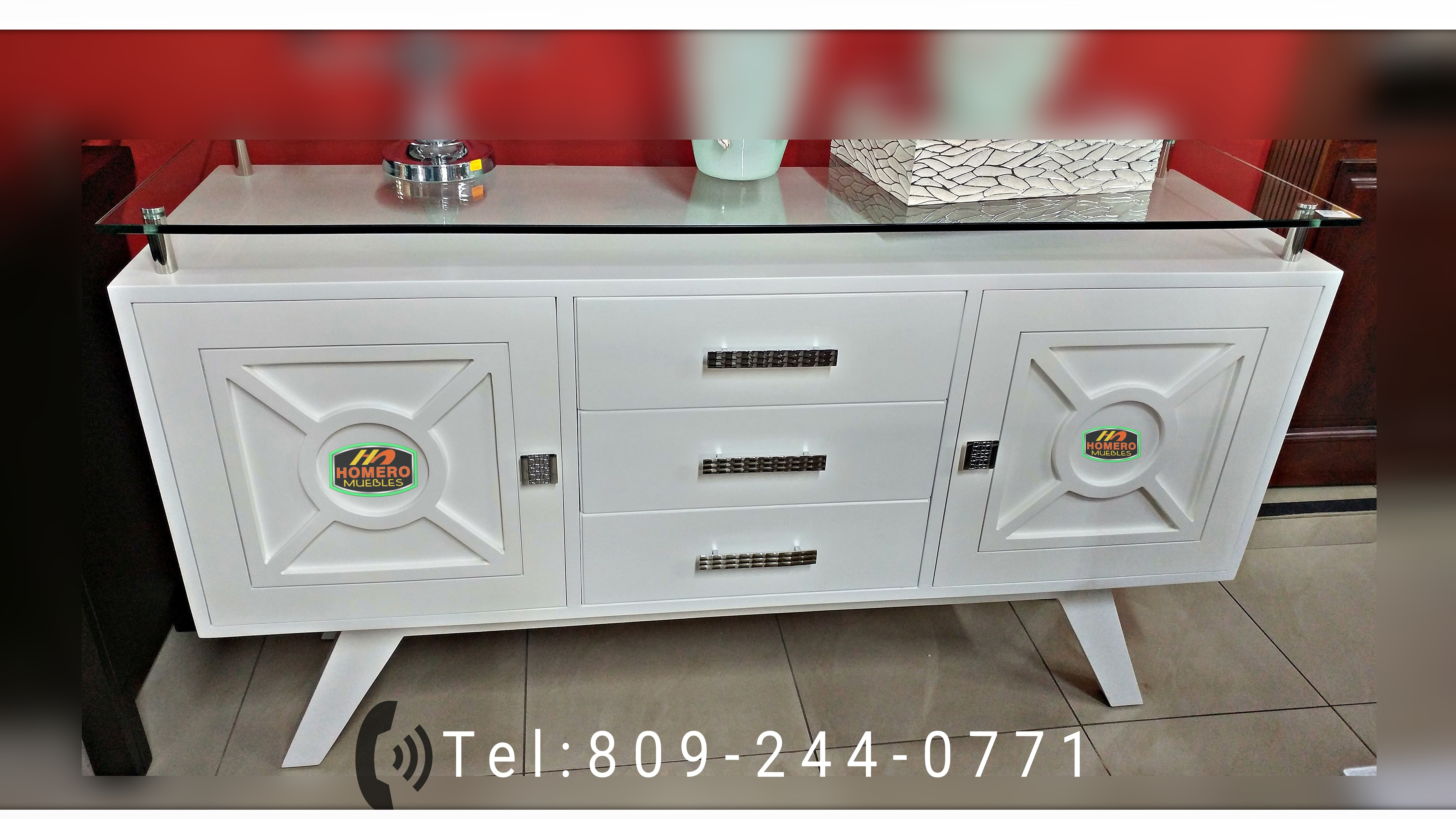 Credenzas Modernas En Espejo : Credenzas repisas u2013 homero muebles